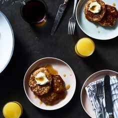 Love Overnight Oats? Give Overnight Oatmeal Pancakes a Whirl