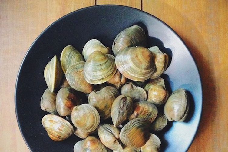 Fully-loaded Littleneck Clam Chowder
