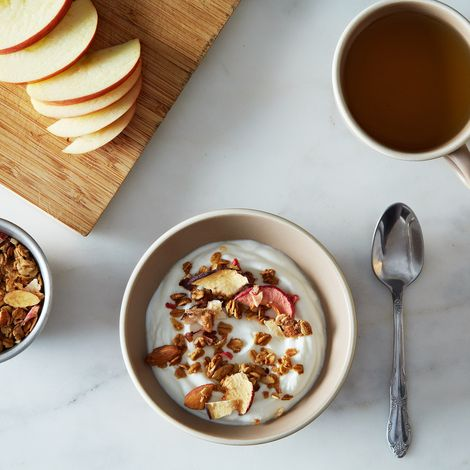 Apple Granola Sampler