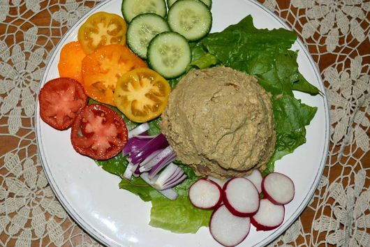 Vegetable Pate (Mock Chopped Liver)