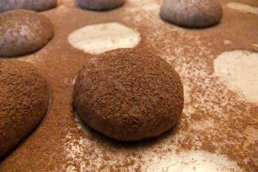 Moroccan Montecaos - Melt Away Cinnamon cookies
