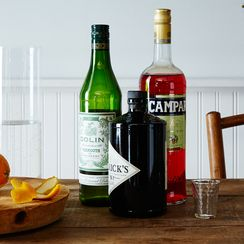 5 Ingredients, 5 Campari Cocktails