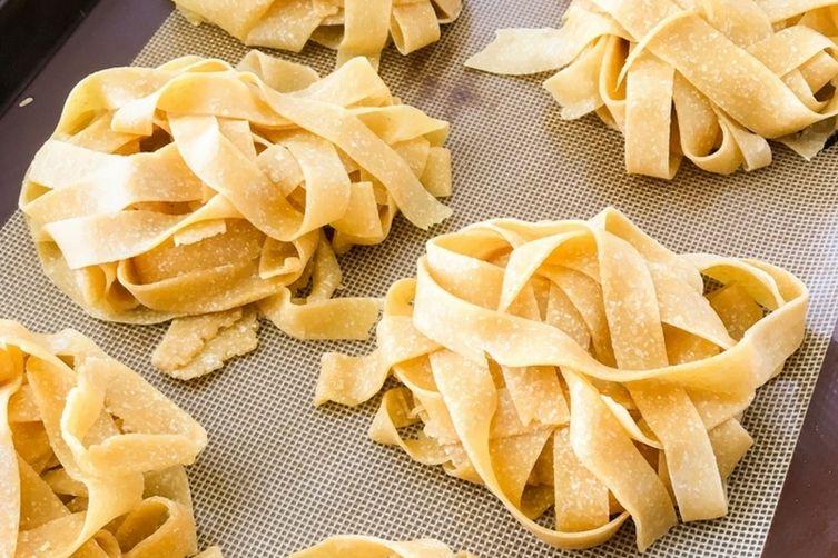 Gluten Free Garbanzo Bean Pasta