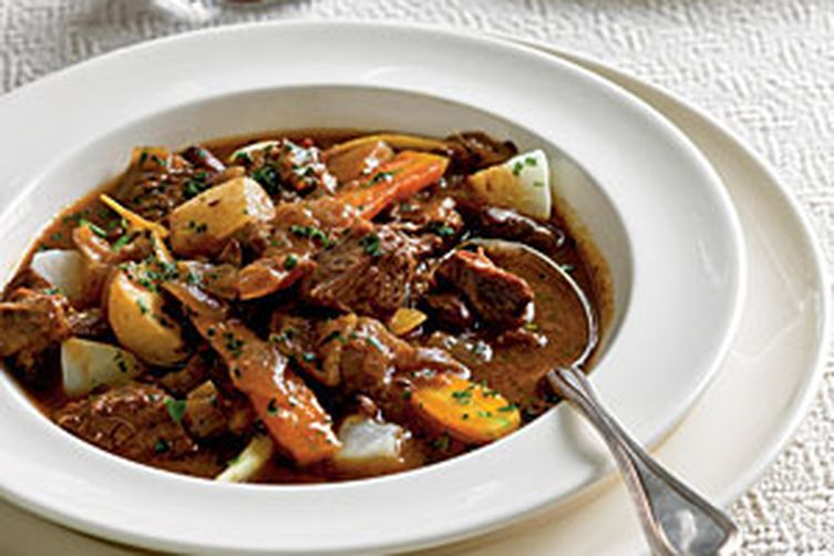 Crock Pot Guinness Stew