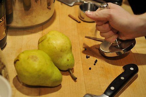 Pear, Brandy & Walnut Cranberry Sauce