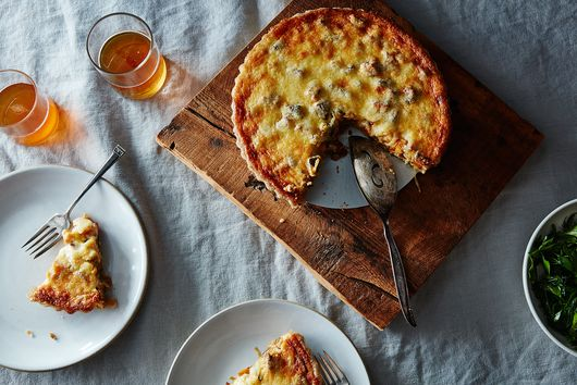 For Dinner a Slice Above the Rest, Make Pie