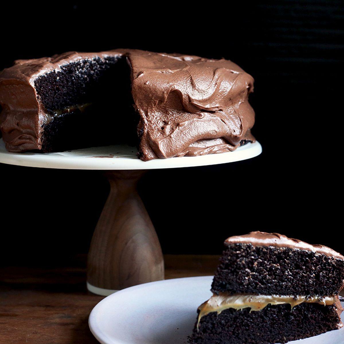 Chocolate Mayonnaise Cake Recipe on Food52