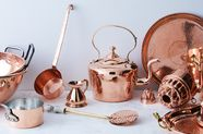 Caring for Precious Copperware Is Easier Than You Think