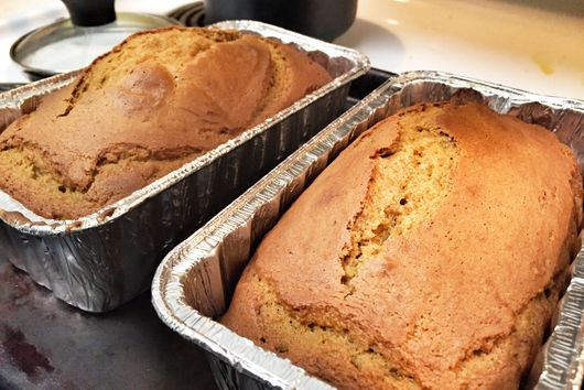 No-One-Makes-It-Like-Mom's Pumpkin Bread:
