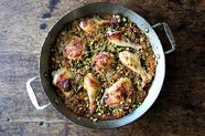 A Moroccan Entree That Tastes Labor-Intensive—But Couldn't Be Simpler