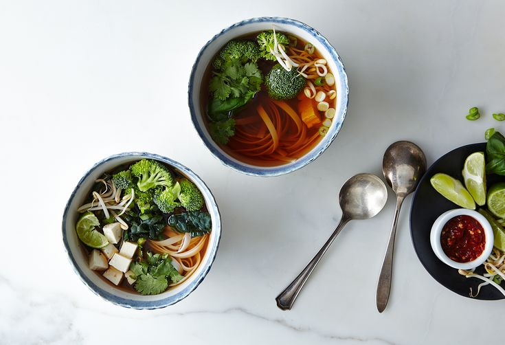 How to Make Vegetarian Phở Without a Recipe