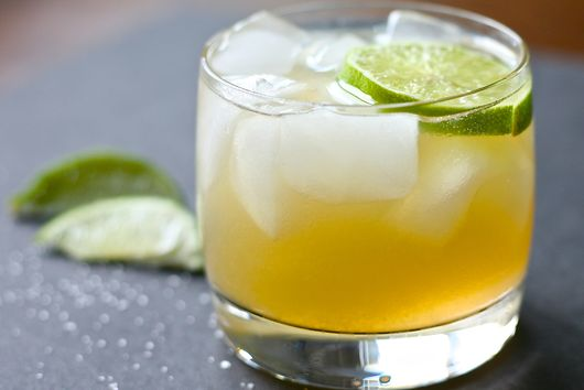 Light and Fresh Margarita