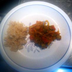 Bhindi Masala (Roasted Okra Method)