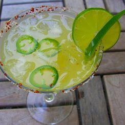 Icy Spicy Margarita