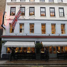 Aleksandra Crapanzano Has Eaten at Every Restaurant in London