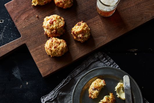 A Flaky, Vegetable-Filled Biscuit Even Purists Will Love