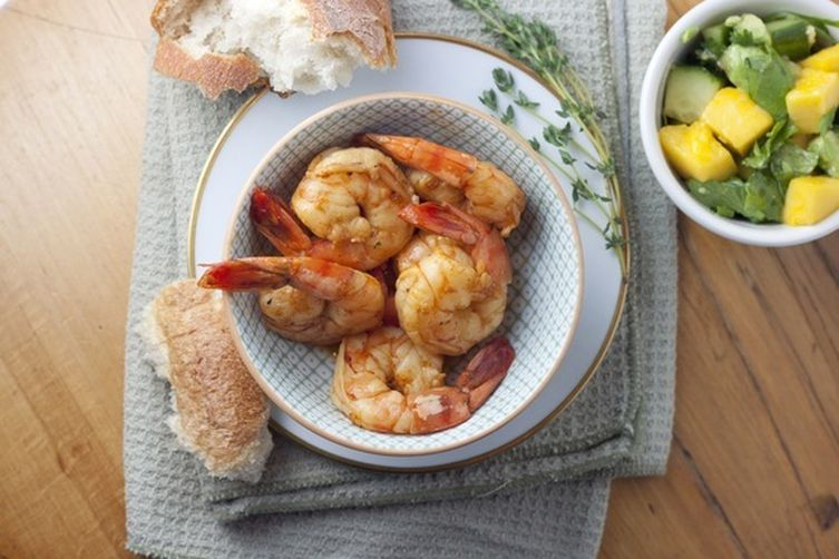 Flamin' Cajun Shrimp Recipe on Food52