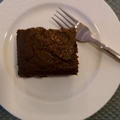 Spicy Chocolate Ginger Cake
