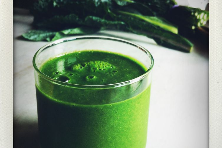 Kale and Lucuma Shake