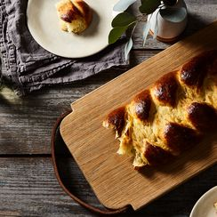 Braided Potato Loaf