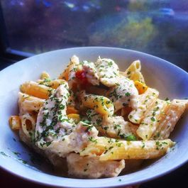 Yogurt Penne-Pasta Chicken