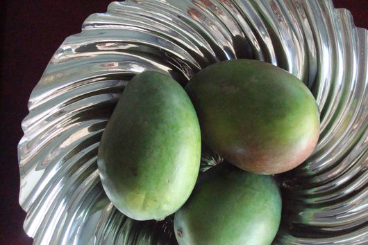 "Sour, Sweet, Hot and Salty:  ""Amba"" Mango Condiment"