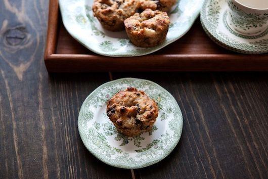 Gluten-Free Chocolate Almond Muffins