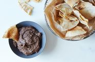 My Favorite Black Bean Dip