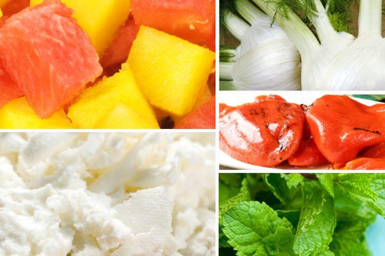 Watermelon & Fennel Salad