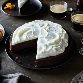 guiness cake by Molli Brown