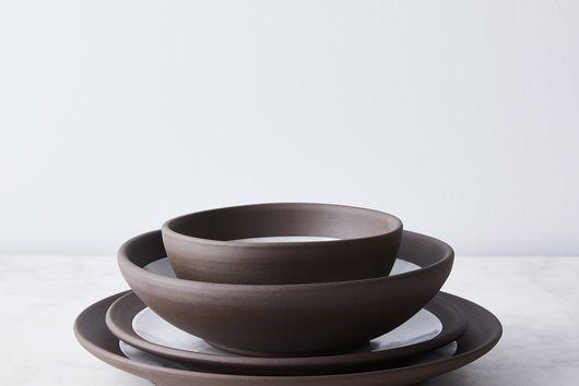 Food52 Raw Edge Dinnerware, by Jono Pandolfi