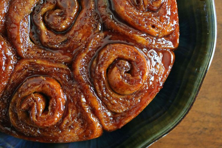 Buttermilk and Honey Buns