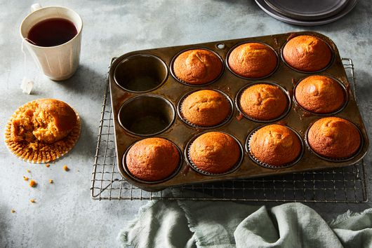 The Fastest, Fluffiest Muffins With a Genius Secret Ingredient