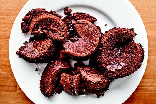 David Lebovitz's Individual Chocolate Cakes