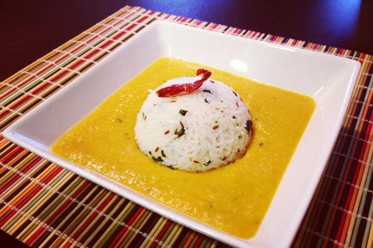 Daal (Lentil Soup)