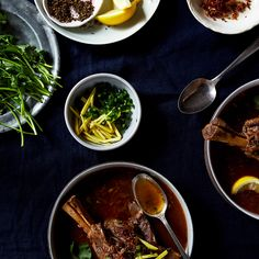 Pakistani Nihari (Slow-Cooked Spiced Lamb Stew)