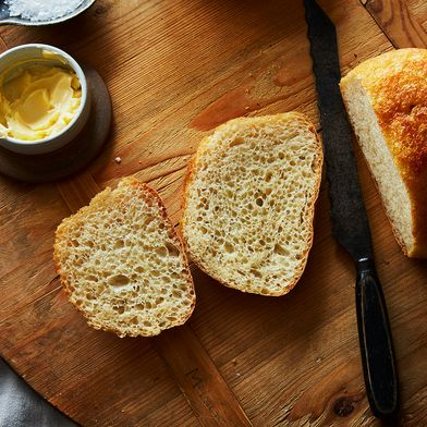 Alexandra Stafford's No-Knead Peasant Bread