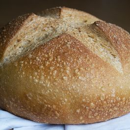 Whole Wheat Cast Iron Bread