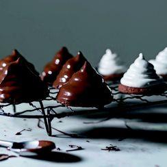 Chocolate-Glazed 'Shmallow Grahams