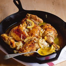 Lemon Roasted Chicken by Hazel