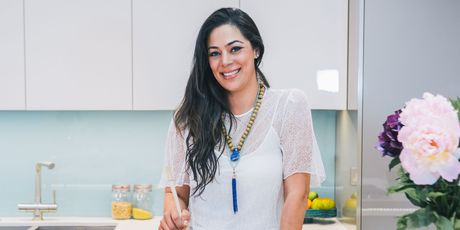 Joudie Kalla on how she wrote 'Palestine on a Plate'