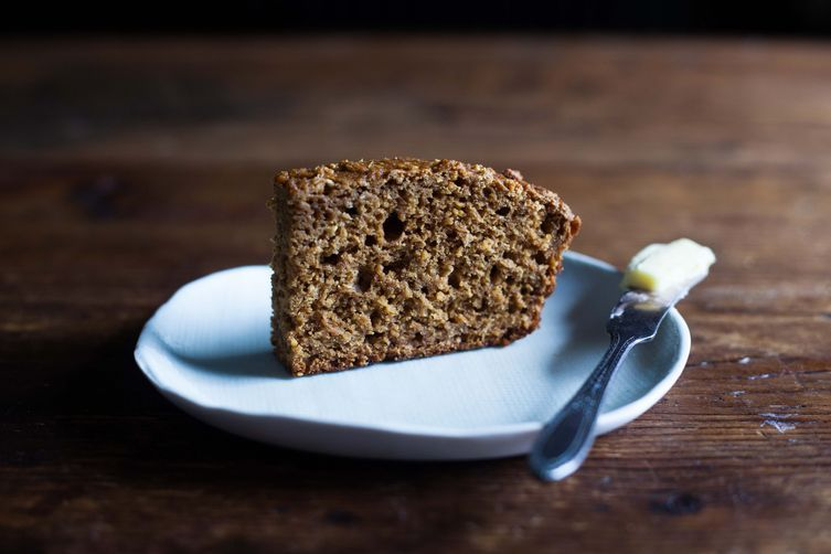 Molasses-Yogurt Quick Bread on Food52