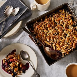 Dessert/Cobblers/Pies by Audrey Adkins