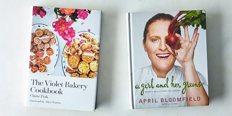 The Violet Bakery Cookbook vs. A Girl and Her Greens