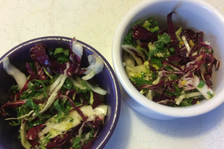 Spring's Coming! Brassica Salad