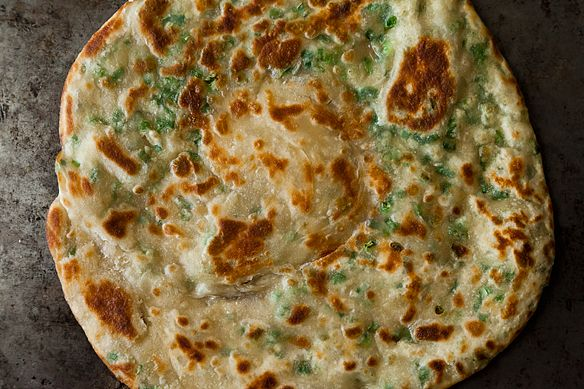 Scallion Pancakes from Food52