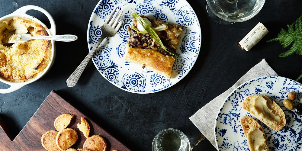 Appetizers & Dessert Plates