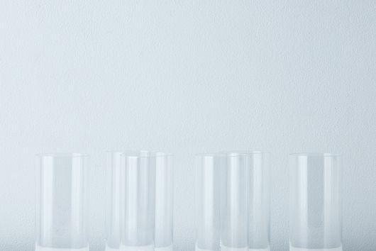 Handblown Simple Glassware (Set of 6)