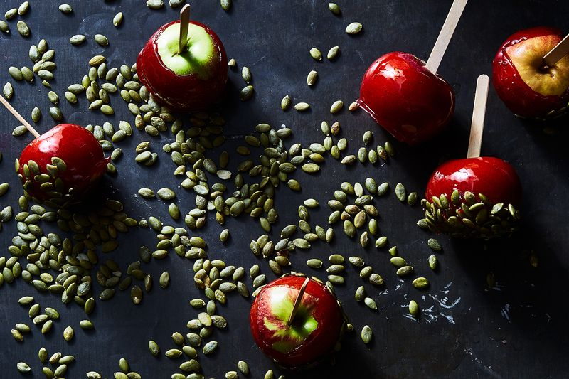 Candy apples that taste as good as they look