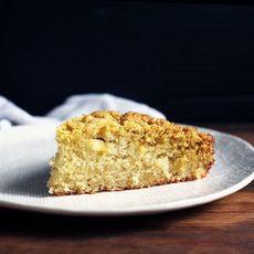 Cornbread Streusel Cake